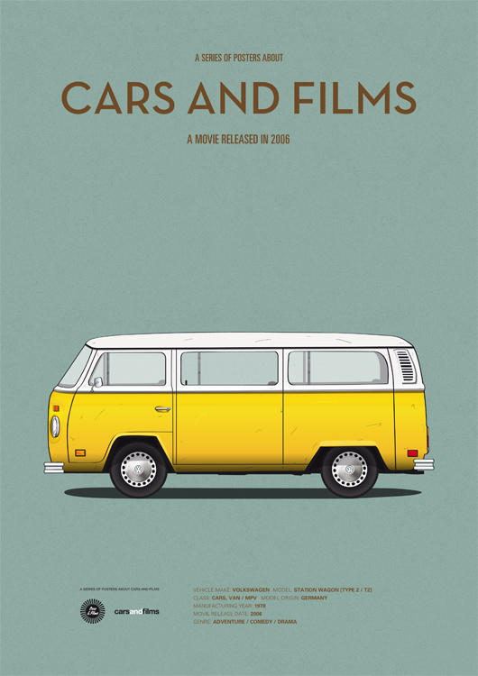 Copyright Cars and Films http://www.carsandfilms.com/littlemisssunshine.html