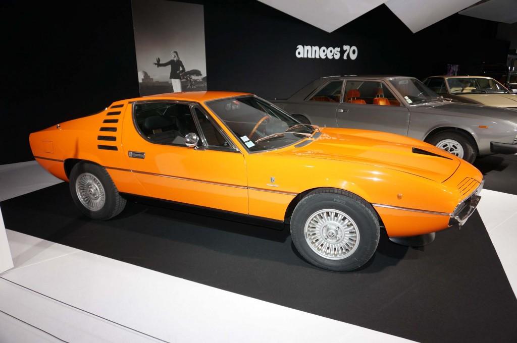 Alfa Romeo Montreal Coupé Bertone