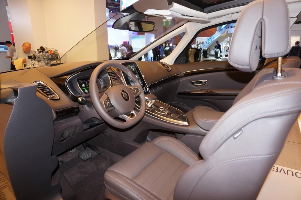 les tarifs de la nouvelle renault espaceen voiture carine en voiture carine. Black Bedroom Furniture Sets. Home Design Ideas