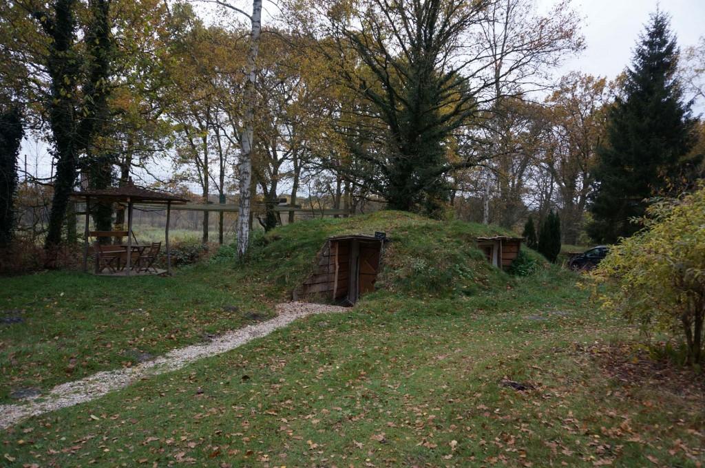 La maison de Hobbit