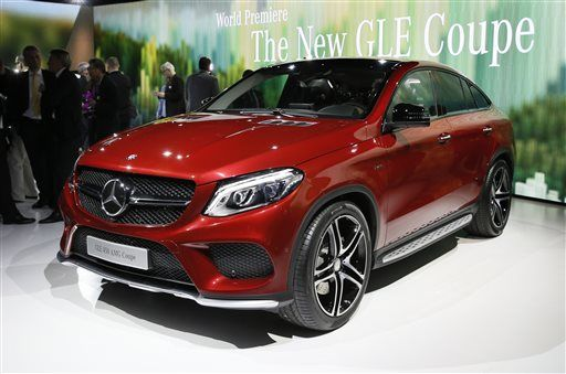 MERCEDES GLE450 AMG SPORT COUPE-2