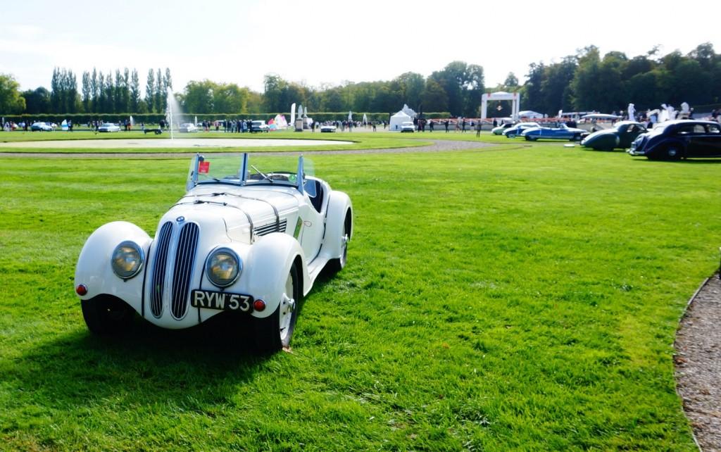 BMW 328 Roadster 1938 - Ce modèle fait de la course classique depuis 1962