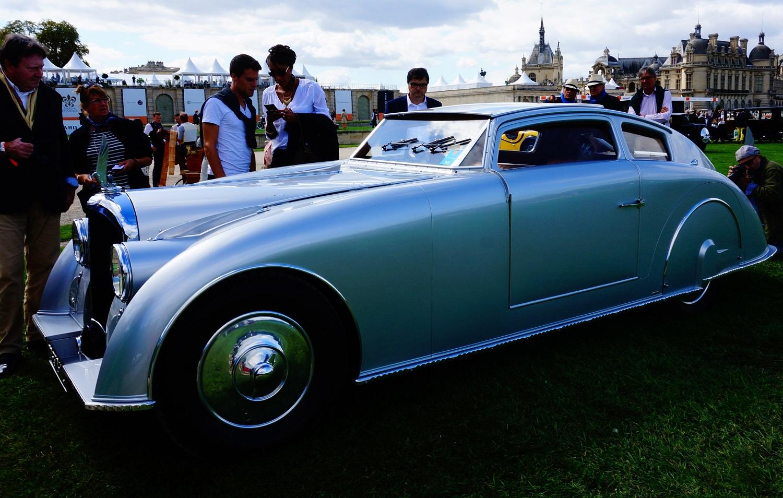 Voisin C28 Aerosport 1935 Chantilly Richard Mille Arts Et