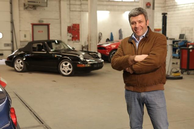 Vintage garage sur rmc d couverte ce soir en voiture for Faire reprendre sa voiture par un garage