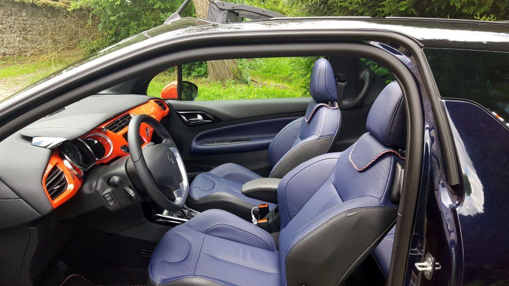 essai ds3 cabrio in s de la fressangeen voiture carine en voiture carine. Black Bedroom Furniture Sets. Home Design Ideas